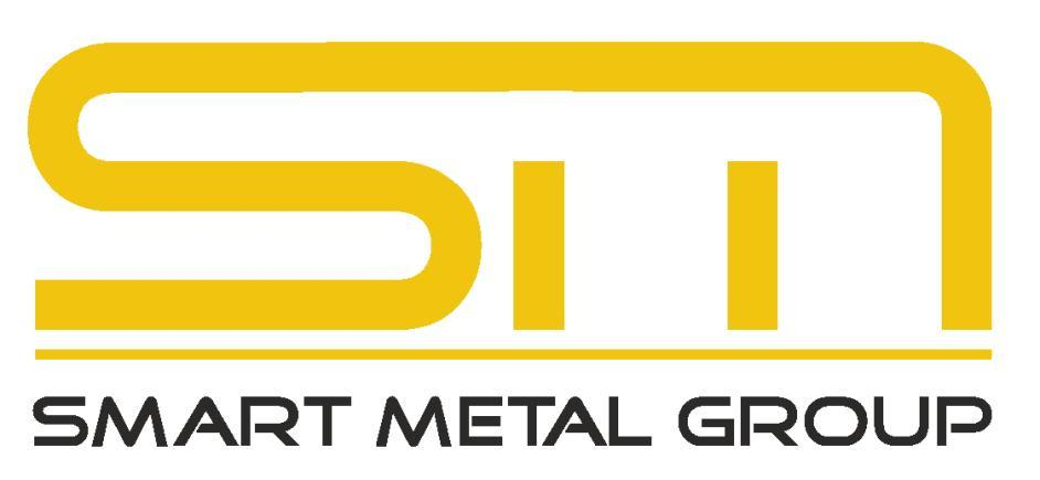 smart metal group logo